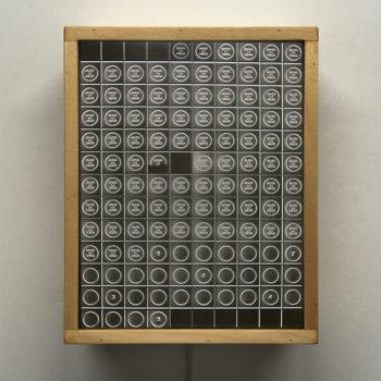 Focus on Circle Film Leader – 11x9 Led Lightbox by Mini-Cinema