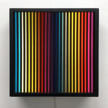 Prismacolor #2 Rainbow Optical Effect - 12×12 Lightbox