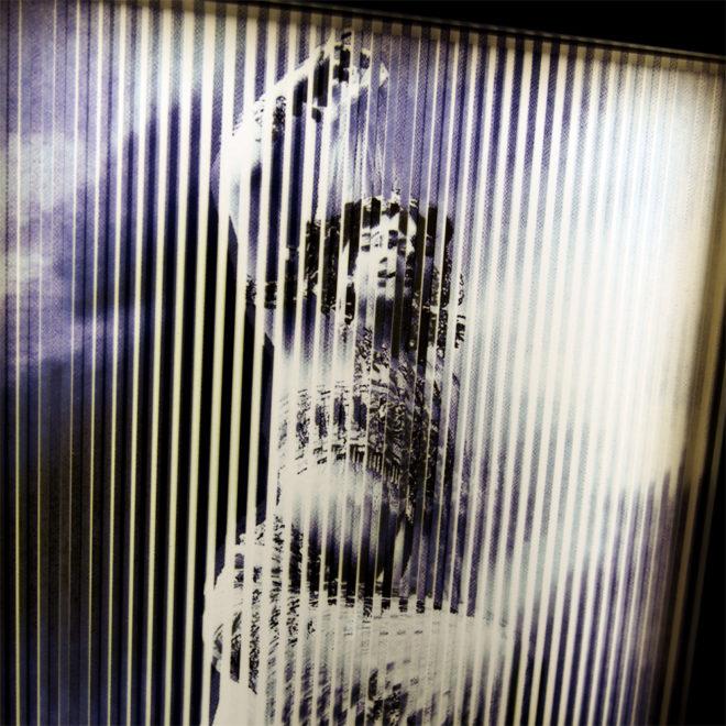 Mata Hari Illusion - 1900s Exotic Dancer & Spy - 11x9 Led Lightbox by Mini-Cinema (Detail 1)