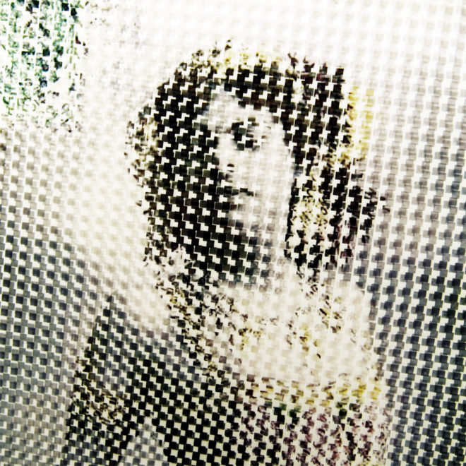 Mata Hari Illusion - Pixelated Exotic Dancer & Spy - 18x12 Lightbox by Mini-Cinema (Detail 3)