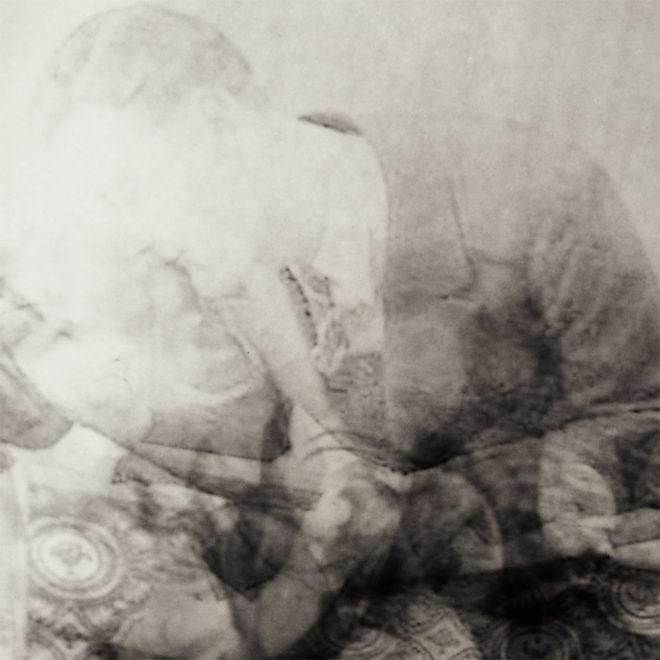 Vanishing Lovers Private Salon - Multiple Print Depth Effect - Lightbox by Mini-Cinema (Detail)