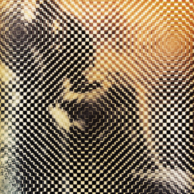 Monsieur X Pixelated Vintage Erotica - 11x9 Lightbox by Mini-Cinema (Detail)