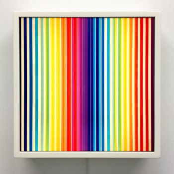 Prismacolor #1 Rainbow Optical Effect - 12×12 Lightbox by Mini-Cinema
