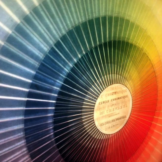 Cercle Chromatique Colorsystem - Multiple Print Depth Effect - 12x12 Led Lightbox by Mini-Cinema (Detail1)