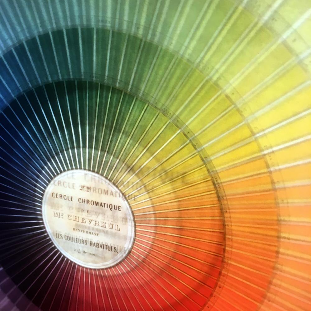 Cercle Chromatique Colorsystem Multiple Print Depth Effect 12x12
