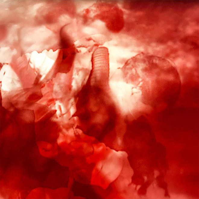 Vanishing Lovers 1920s PicNic Frolic – Multiple Print Depth Effect - 12x18 Lightbox by Mini-Cinema