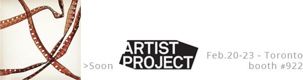Mini-Cinema / The Artist Project 2020 / Feb.20-23 – Toronto – Booth 922